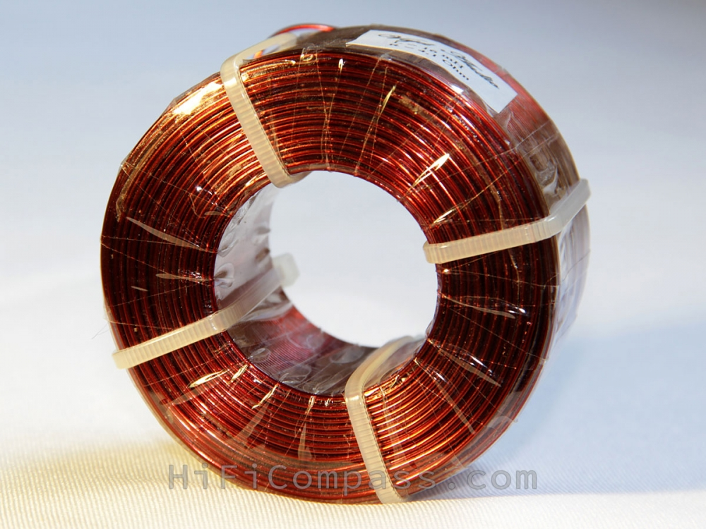 Vajd Audio Air Core Inductor 20awg 16mH   HiFiCompass - всё